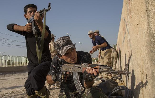 Фото: війна в Іраку