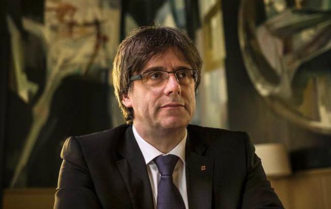 ВИспании предъявили обвинение вмятеже экс-главе Каталонии Пучдемону