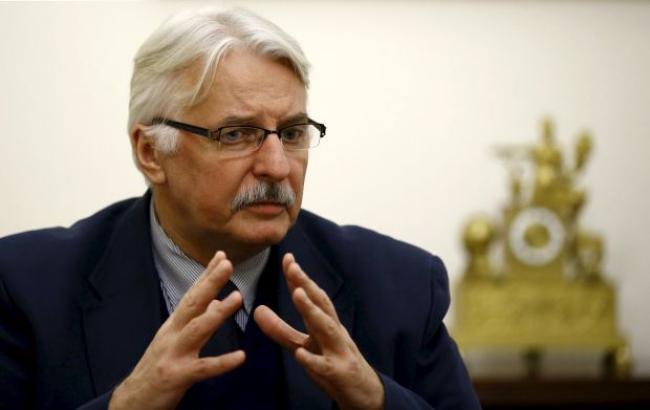 МЗС Польщі виключає скасування санкцій ЄС проти Росії
