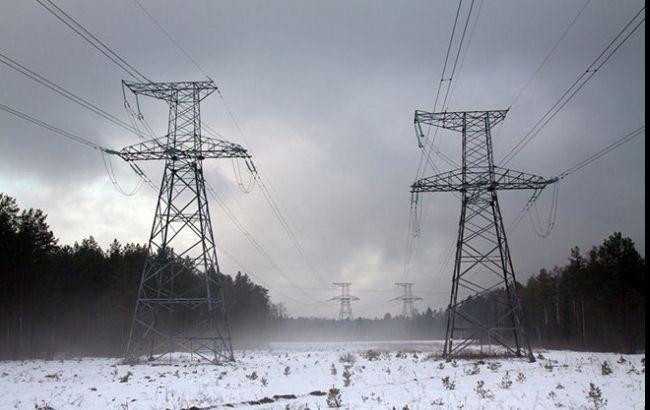 Фото: в Украине остаются обесточенными 72 населенных пункта