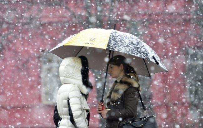 Фото: Украину накроет снегом в конце недели (news-cloud.net)