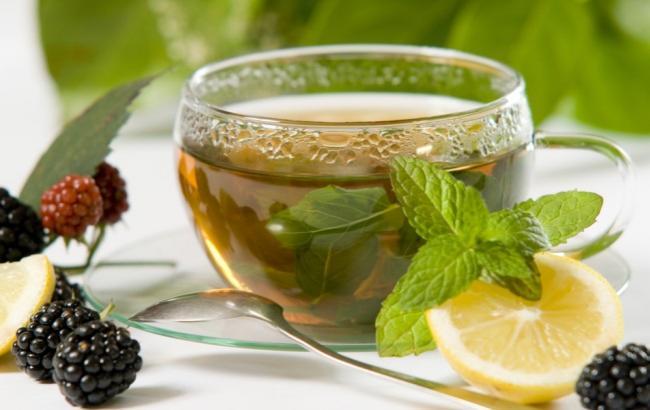 Фото: Зелений чай (poradnyk.com.ua)
