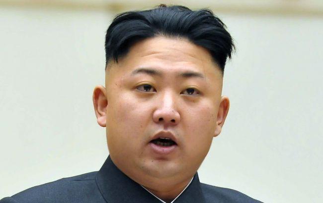 Фото: лідер КНДР Кім Чен Ин