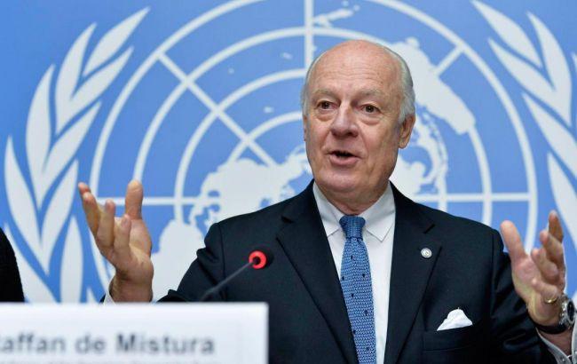 Переговори щодо Сирії в Женеві відклали до кінця лютого