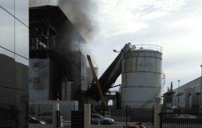 Вибух в Іспанії на заводі біопалива: є жертви і постраждалі