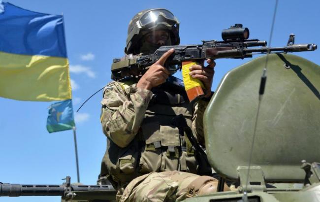 В зоні АТО в травні загинули 26 українських військових, - Оліфер