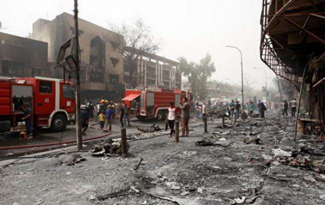 В результаті вибуху в Багдаді загинули 7 осіб, 20 постраждали