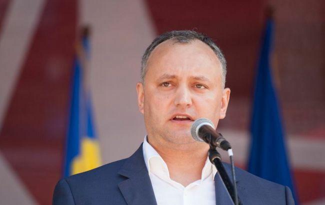 Президент Молдови виступив за особливий статус для Придністров