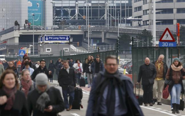 Аэропорт Брюсселя начнет работу не ранее вечера 31 марта