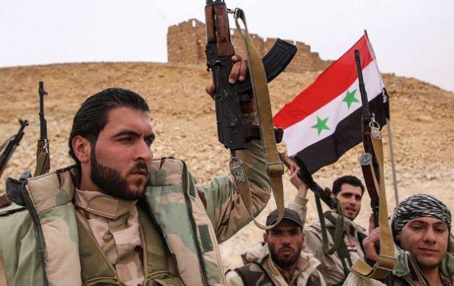 Израиль нанес ракетный удар попозиции сирийской армии впровинции Алеппо