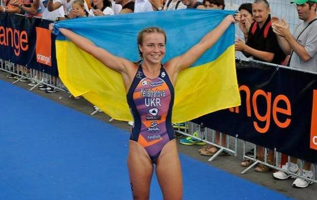 Фото: Юлія Єлістратова (facebook.com/olympicua)