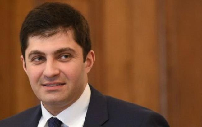 Генпрокуратура завершила допрос Сакварелидзе