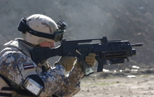 В Латвии стартовали масштабные военные учения НАТО