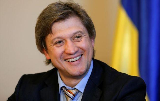 Фото: міністр фінансів Олександр Данилюк