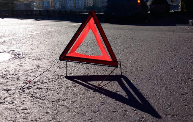 Фото: ДТП на трассе Одесса-Киев