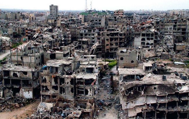 Фото: повстанцы отказались покинуть Алеппо