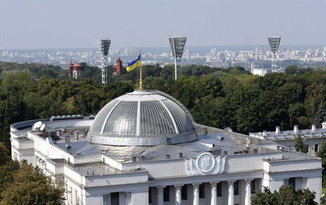 Фото: Комітет переніс роботу закритий режим (УНІАН)