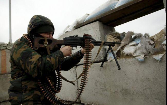 Російські військові за два дні боїв на Донбасі втратили більше сотні людей, - ВСУ