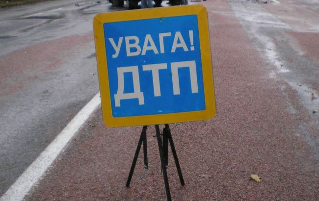 Фото: в Слов'янську сталася ДТП