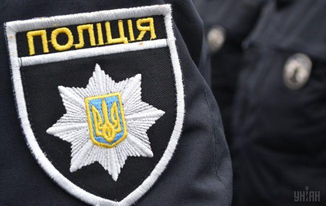 Фото: в Киеве патрульным пришлось стрелять, чтобы задержать мужчину