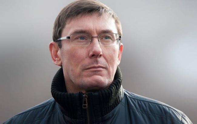За последние 10 лет продано военного имущества на 1,8 млрд гривен, - Луценко