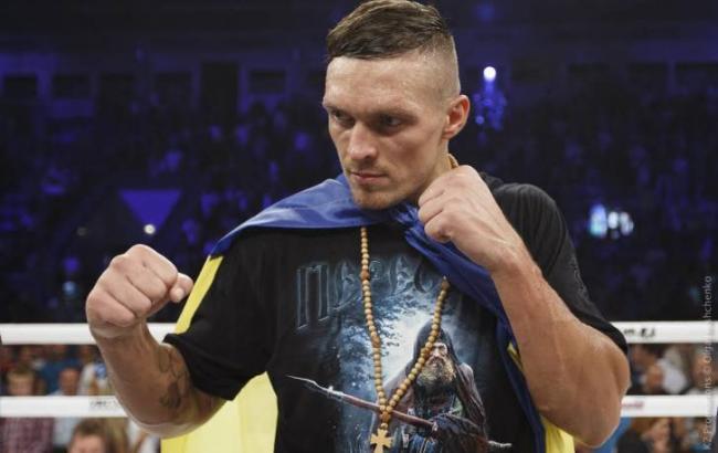 Фото: Александр Усик (wrestlingua.com)