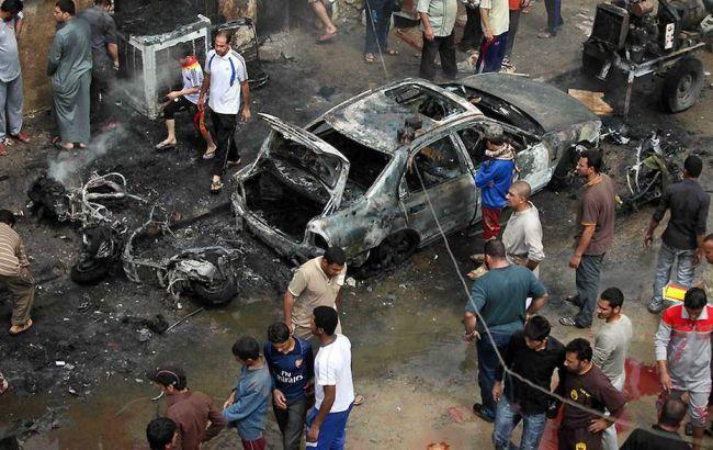Фото: теракт в Ираке унес жизни 12 людей
