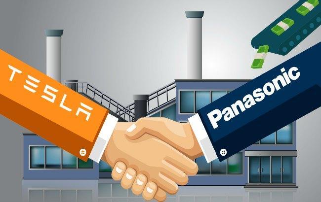 Фото: Panasonic буде виробляти компоненти сонячних батарей для Tesla