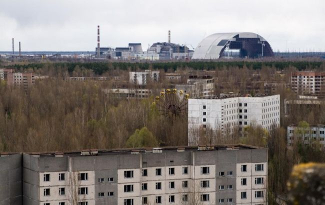 Фото: хранилище на ЧАЭС могут построить уже к концу марта 2017