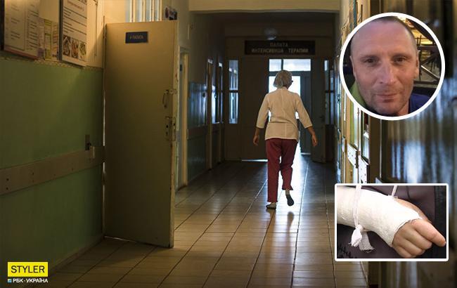 """""""Нікому вколоти"""": у Львові батько п'ять годин не міг отримати екстрену медичну допомогу для свого сина"""