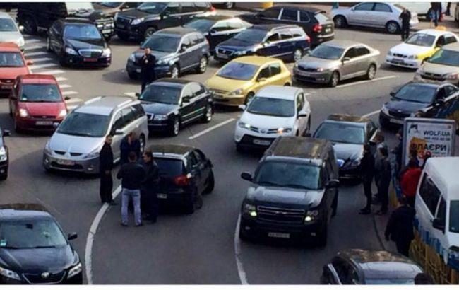 Стрілянина у Києві сталася при затриманні злочинців, - МВС