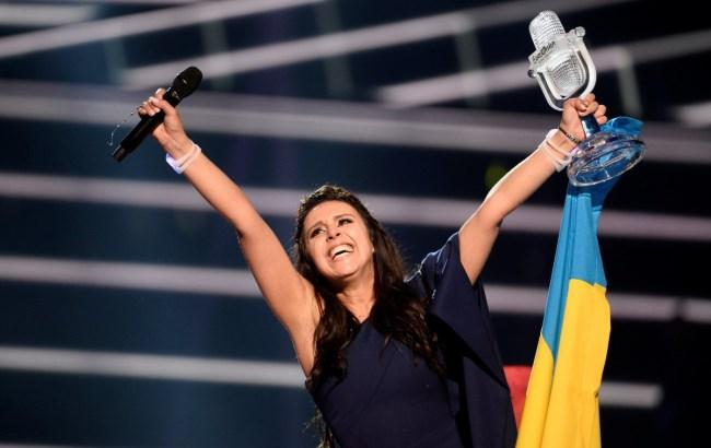 Фото: Переможниця Євробачення 2016 Джамала
