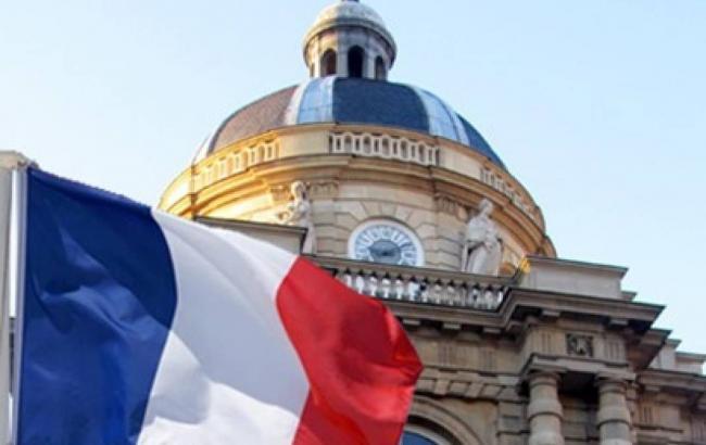 Украина отреагировала нарезолюцию Сената Франции посанкциям противРФ