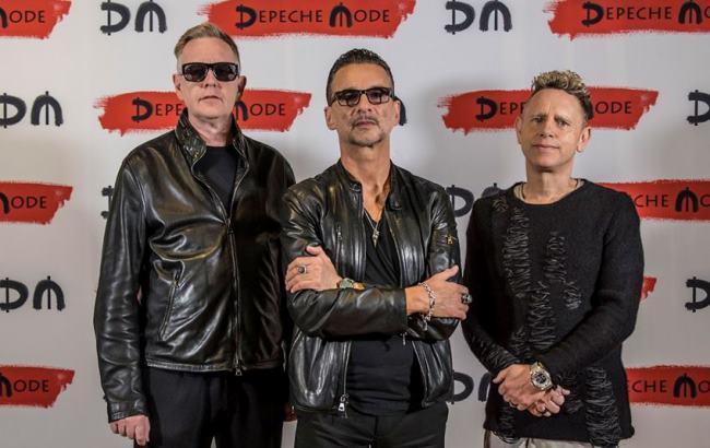 Фото: Depeche Mode (facebook.com/depechemode)
