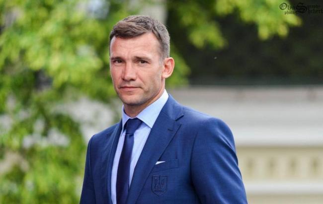 Шевченко довызвал всборную Украины еще троих игроков
