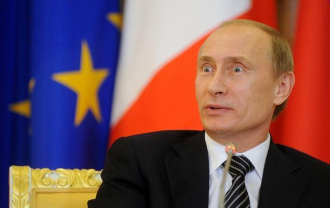 Фото: Владимир Путин (2ch.hk)