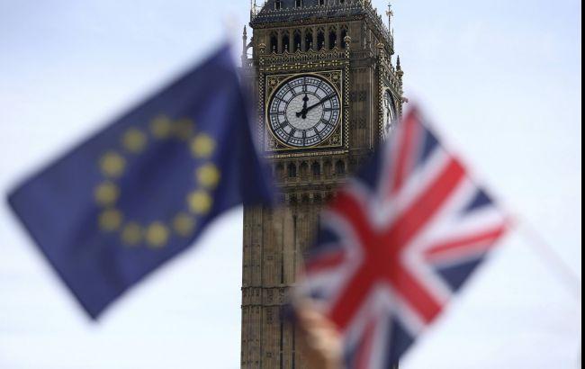 Фото: Британия может заплатить за Brexit 65 млрд евро