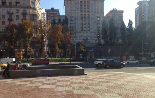 Фото: Бывший переход возле ЦУМа (facebook.com)