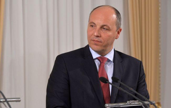 Парубій звернувся з відкритим листом щодо ситуації на Донбасі до парламентарів світу