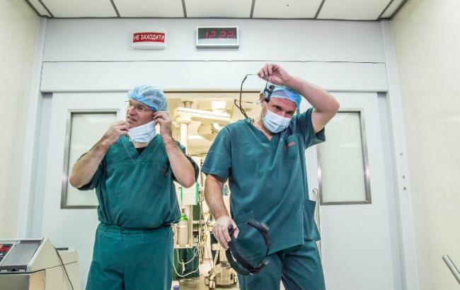 Фото: В Інституті серця врятували життя ще одній пацієнтці, яка потребувала в донорському органі (Олег Божко, РБК-Україна)