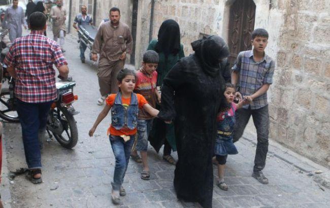 Фото: Росію і Сирії закликають припинити обстрілювати Алеппо