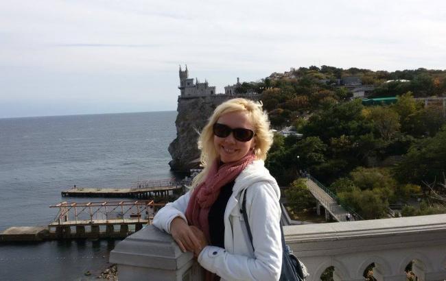 """Давитесь своим ядом"": актриса из Днепра похвалила сепаратистку, избившую АТОшника"