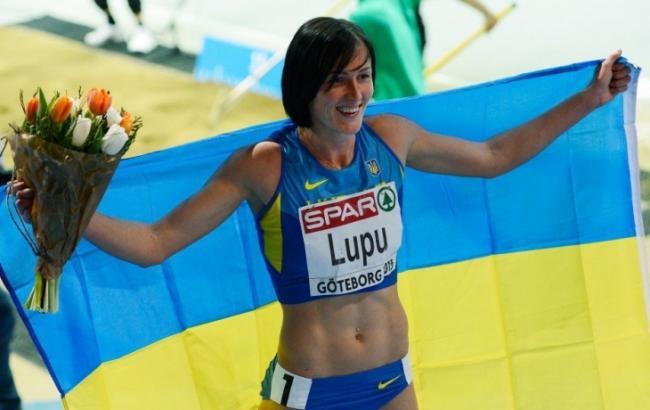 Украинская легкоатлетка Лупу дисквалифицирована на8 лет задопинг