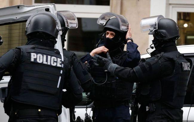 Фото: полиция Франции задержала возможных террористок
