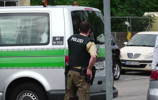 Фото: в Берлине произошла стрельба