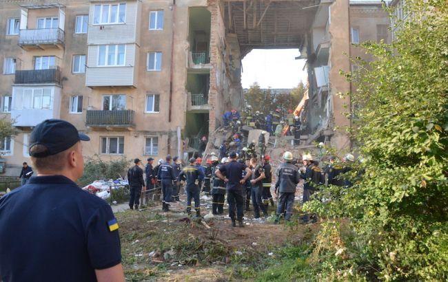 У Львівській ОДА назвали ще одну причину обвалу будинку в Дрогобичі