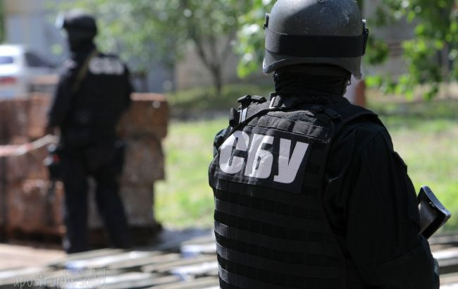 Фото: СБУ разоблачила коммерческую структуру, которая финансировала ДНР
