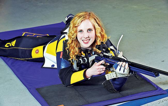 Фото: першу золоту медаль на Олімпійських іграх в Ріо завоювала Вірджинія Трешер