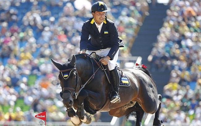 Фото: украинские конкуристы на Олимпиаде в Рио