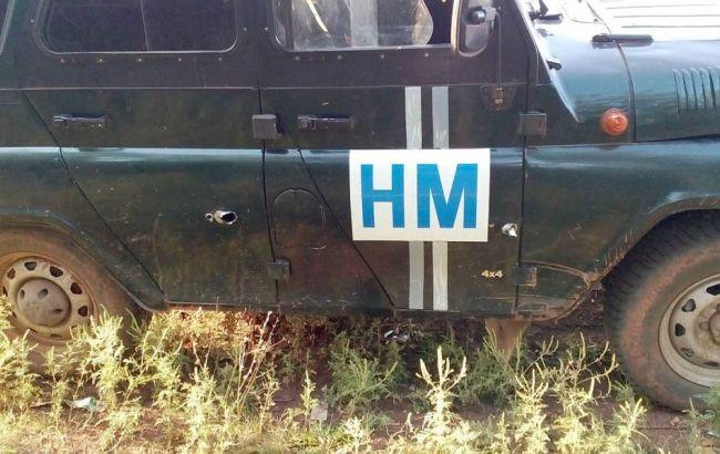 Бойовики на Донбасі обстріляли спостережну групу СЦКК
